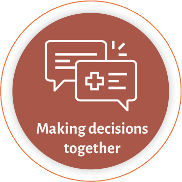 Making decisions together